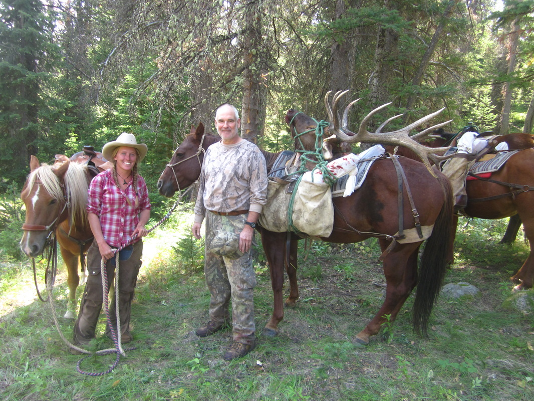 Elk Packing Services